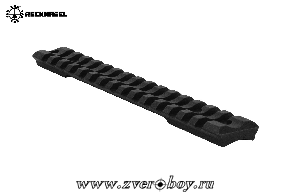 Recknagel  Special Series  steel, h-6,5mm.