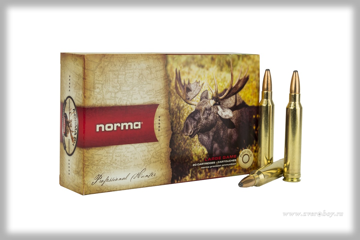 Norma 300 Win.mag. ORYX.